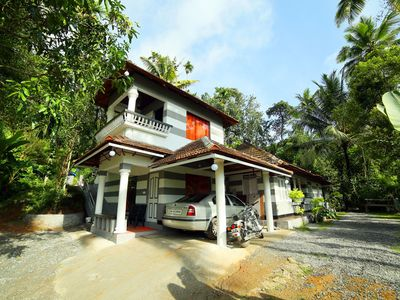 Photo for 2BR Apartment Vacation Rental in Anaviratty, Kerala