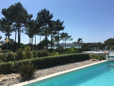 Photo for Special, luxury family villa on Portugal's glorious Silver Coast