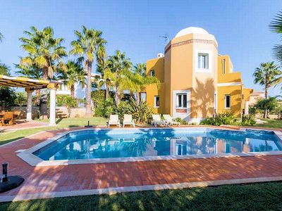Photo for Casa Campo is a spacious villa with comfortable furnishings and bright, summery decor, located just