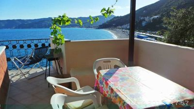Photo for APARTMENT ON THE SEA DIRECT BEACH PASSAGE