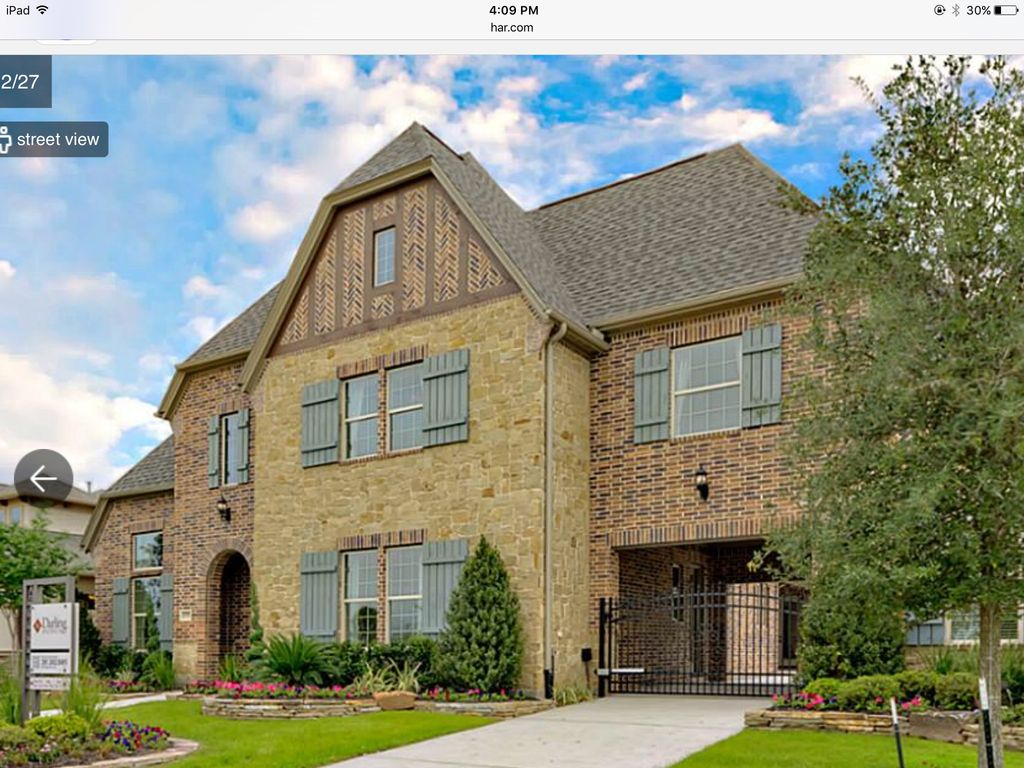 Luxury And Elegant 5 Bedrooms 4 5 Bathrooms In Houston Texas Richmond Texas