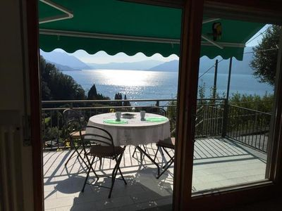 Photo for Holiday apartment Luino for 2 persons with 1 bedroom - Multistorey holiday home/maisonette