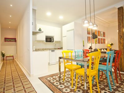 Photo for Fantastic Renewed Apartment in Chamberí