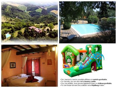 Photo for Holiday house Urbino for 8 persons with 3 bedrooms - Holiday house