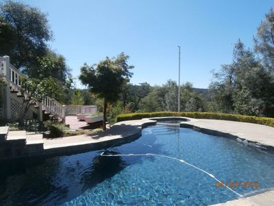 PRIVATE POOL AND SPA!!!!!!, Sleeps 13, Mountain View