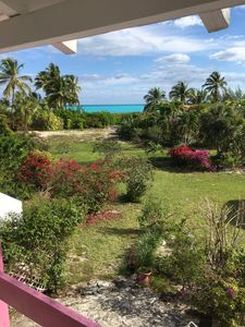 Photo for It's ALLGOOD!! - Beachfront townhouse on Treasure Cay beach!