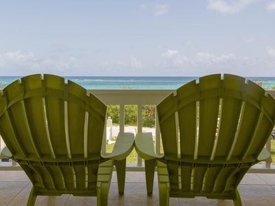Beach House At Dean's Blue Hole - Walking Distance To The Blue Hole!
