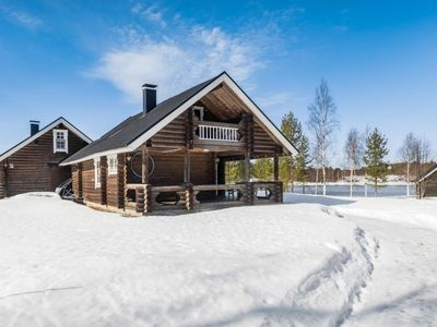 Photo for Vacation home Vuokatticottage f in Sotkamo - 4 persons, 2 bedrooms