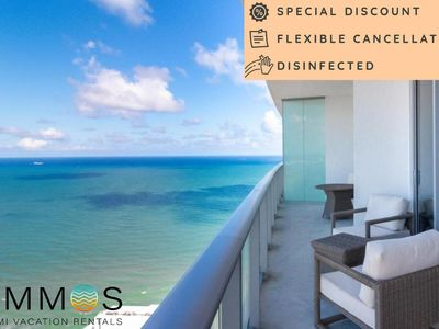 Photo for Miami! 3312 HYDE Beach Panoramic Ocean view