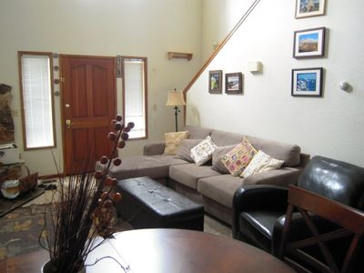 Photo for Large, Comfortable 4 BR House Less Than a Mile from Downtown