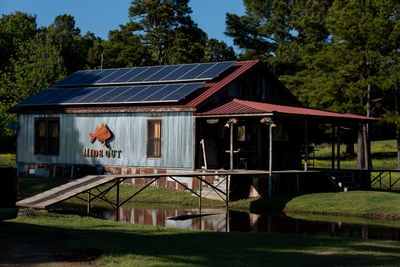 The Ranch Okc >> Rustic Cabin At Guest Ranch W Fishing Horseback Riding Canoeing Etc Antlers