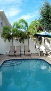 Photo for February 2020 Available! Private SALTWATER HEATED Pool!