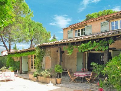 Photo for 3 bedroom Villa, sleeps 6 in Plascassier with WiFi