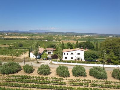 Photo for Finca La Caseta, Country Lifestyle Penedes near Barcelona
