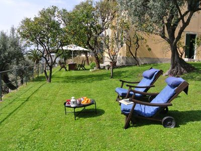 Photo for Villa Pieve Paradiso among Olive Trees, Peace and Relax