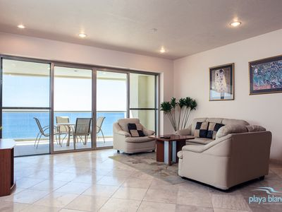Photo for 3 Bedroom Condo Playa Blanca 1009