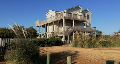Photo for ***S. Nags Head Semi-Oceanfront: Large Pool, Hot Tub, Game Room, NEW KITCHEN***
