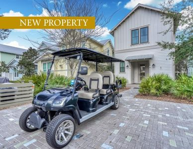 Photo for Professionally Decorated 3 Bedroom Home with New 6 Seater Electric Cart!