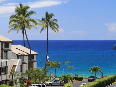Photo for Your Hawaiian Beach Get Away, Steps From Great Beach!