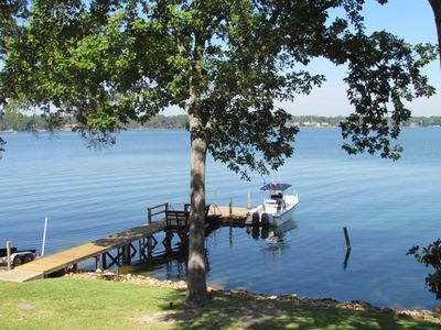 Photo for Lake Murray Island Cottage In Fantastic Location
