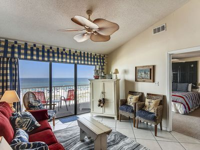 Photo for Beach Front Condo w/Private Balcony | Spectacular Views of Gulf of Mexico | My Beach Getaways