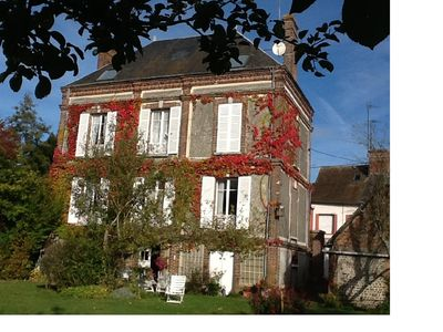 Photo for COUNTRY HOUSE ON THE EDGE OF THE RISLE