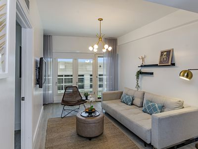 Photo for Ocean Drive Luxury Suite with Partial Ocean view