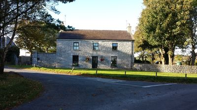 Photo for 4BR Farmhouse Vacation Rental in Burrin, Clare
