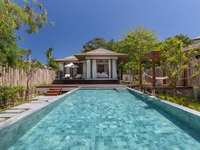 Photo for If you want to be close to the glistening turquoise sea, then Villa Laem is the perfect property. Th
