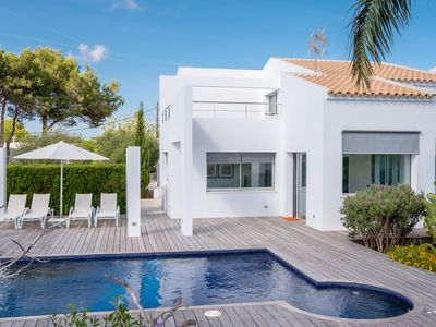 Photo for Modern villa with pool and barbecue - Villa Xipell