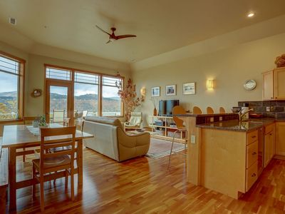 Photo for Three Rivers- quiet street on the east side of Hood River, this home is fresh and airy, all new.