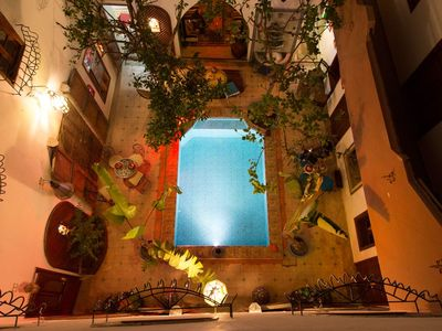 Photo for Wonderful  and Genuine Riad, 5 ' Walk Main Square 11 Nice rooms up to 27 people