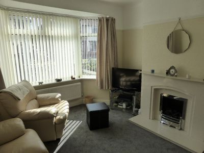 Photo for Family friendly 3 bedroom house in South Liverpool