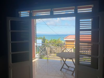 Photo for Homerez last minute deal - Beautiful apt with sea view and Wifi