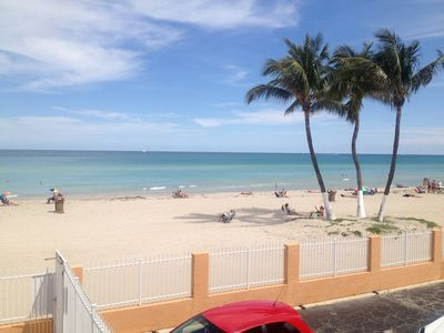 Photo for Beachfront Condo Miami Beach, FL