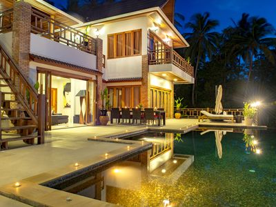 Photo for Perfect View Pool Villa