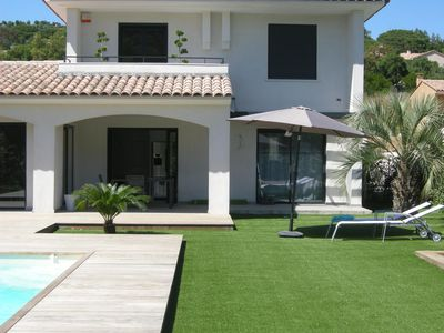 Photo for NEW VILLA WITH INDIVIDUAL POOL A 800 OF THE SEA ON GROUND OF 600M2