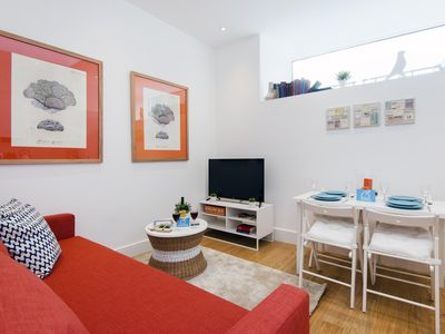 Photo for North End Road Residence I apartment in Hammersmith with WiFi.