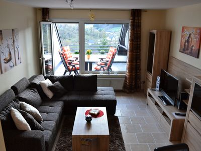 Photo for Pure luxury between lake and mountains with a great panorama view in Winterberg