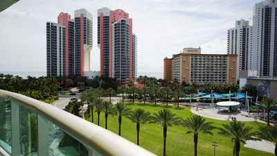 Photo for Beautiful furnished 1B/1,5 apt with ocean view!