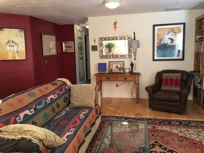 Photo for Quiet, art-filled cottage near Deschutes River and Downtown