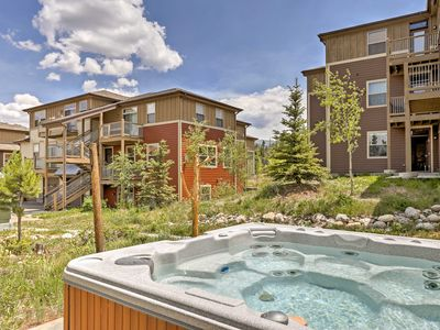 Photo for 3BR Fraser Condo Minutes to Hiking, Skiing & More