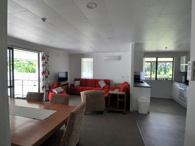Photo for Limetree House - Space and Comfort for 7, Close to Waitomo Caves