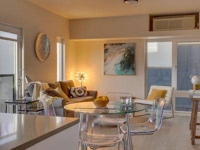 Photo for Newly finished Nob Hill Condo w/ central location perfect for exploring city