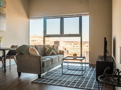 Photo for Bright Downtown 1BR Apt