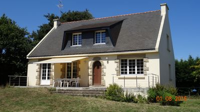Photo for Grd house for 11 people at the door of the Morbihan Gulf Visit Vannes