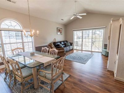 Photo for Hardwood Flooring! GREAT location directly next to the pool!