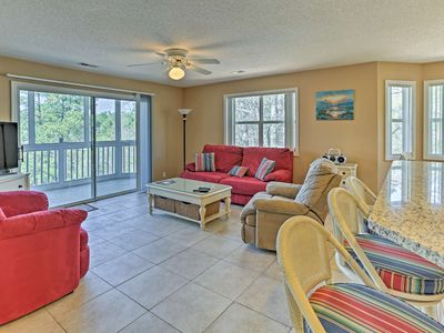 Photo for Southport Resort Condo w/Balcony,Pool+Beach Access