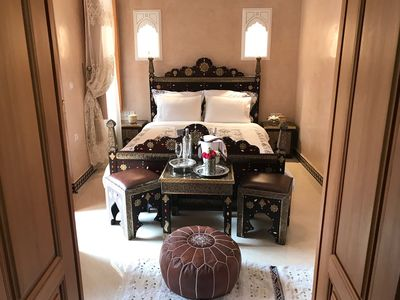Photo for Riad Miral - Standard Room PANDORA - closed to Jamaa El Fna