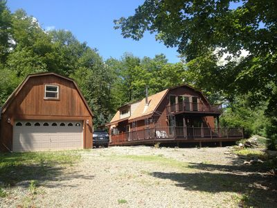 Photo for 5BR House Vacation Rental in Roscoe, New York
